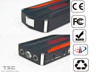 Outdoor storage power rechargeable Portable Car Jump Starter 4 USB Output