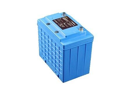 12V 110AH Lithium Ion Cylindrical Battery For Emergency Power Supply