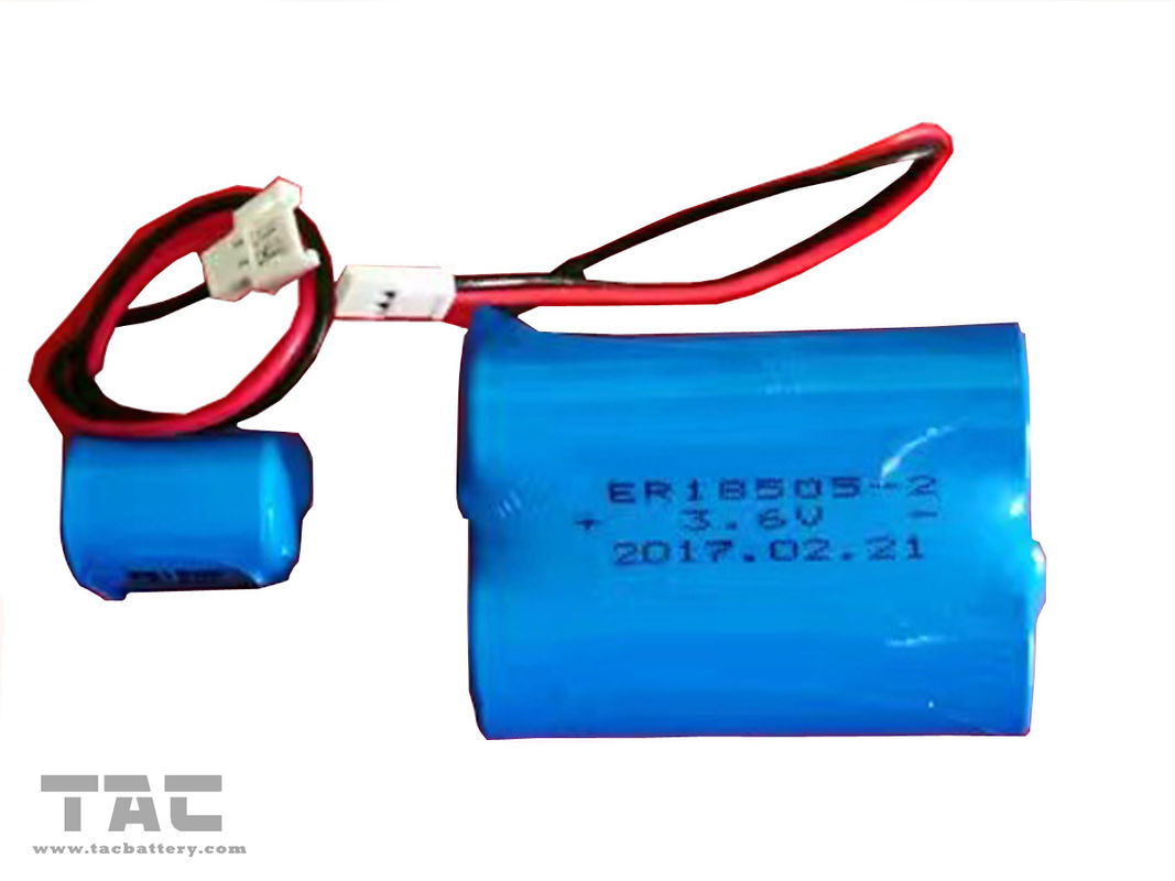 ER18505 3.6V LiSOCl2 Battery For Bike Computer Auto Lock Primary