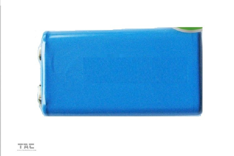 Rechargeable Ni MH Batteries 9V 250mAh Batteries For Loudspeaker