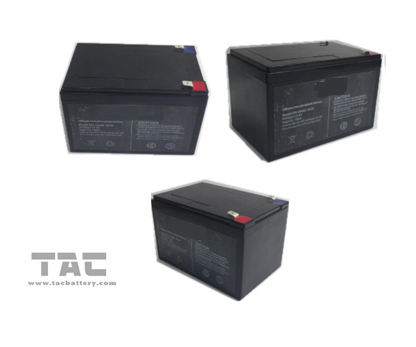 Lithium Electrical Car Battery 12.8V 45AH Deep Circle Energy Storage System